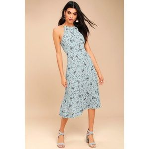 NWT ASTR the Label Pascal dress